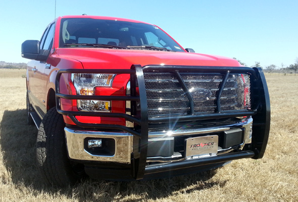 Toyota Dealers In Arkansas >> Grille Guards | Frontier Truck GearFrontier Truck Gear