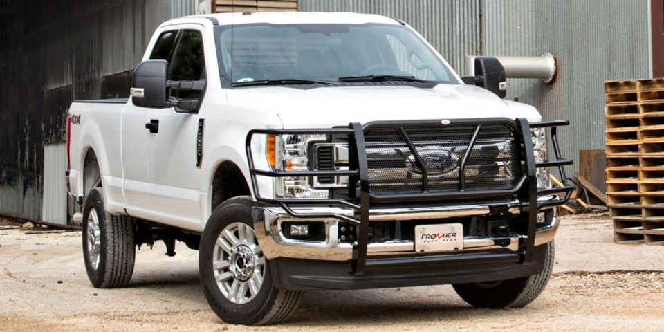 2017 Ford Super Duty F250 F450 Original Grille Guard