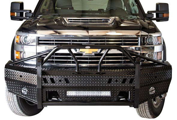 15 17 Chevy 2500hd 3500hd Front Bumper Replacements