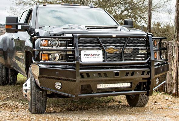 Bumpers Frontier Truck Gearfrontier Truck Gear