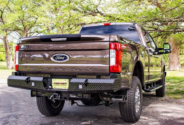 Nissan Dealers In Illinois >> Bumpers | Frontier Truck GearFrontier Truck Gear