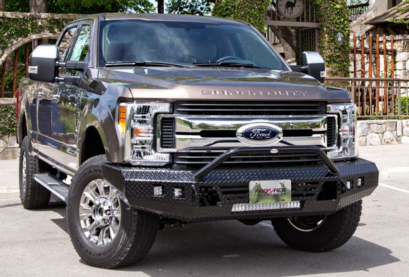 Frontier Sport Front Bumper Ford Sd